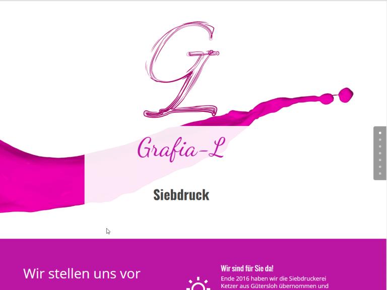 Kooperation mit Grafia-L bietet mehr Individualisierungsmöglichkeiten
