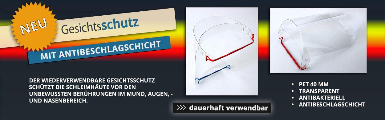 Heinelt-Gesichtsschutz