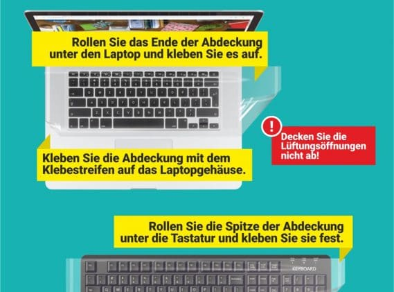 Tastaturabdeckung
